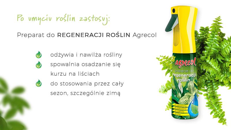 preparat do regeneracji roslin agrecol